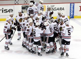 NHL Hockey Betting:  Chicago Blackhawks at Edmonton Oilers&h=235&w=320&zc=1
