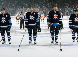 NHL Hockey Betting:  Winnipeg Jets at Chicago Blackhawks&h=235&w=320&zc=1