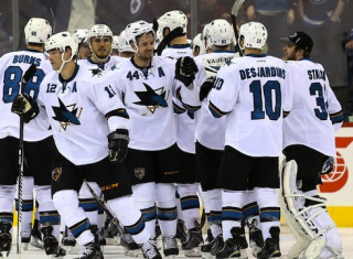 NHL Hockey Betting:  San Jose Sharks at Calgary Flames&h=235&w=320&zc=1