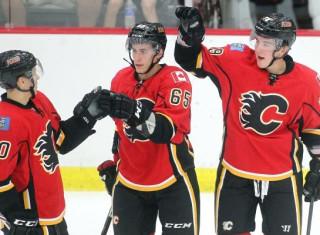 NHL Hockey Betting:  San Jose Sharks at Calgary Flames&h=235&w=320&zc=1