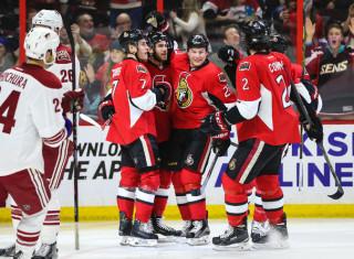 NHL Hockey Betting:  Ottawa Senators at Winnipeg Jets&h=235&w=320&zc=1