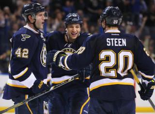 NHL Hockey Betting:  St. Louis Blues at Calgary Flames&h=235&w=320&zc=1
