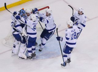 NHL Hockey Betting:  Tampa Bay Lightning at Pittsburgh Penguins&h=235&w=320&zc=1