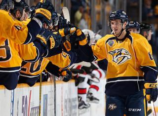 NHL Hockey Betting:  Nashville Predators at San Jose Sharks&h=235&w=320&zc=1