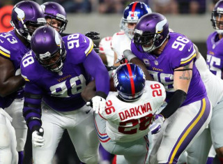 NFL Football Betting:  Minnesota Vikings at Washington Redskins&h=235&w=320&zc=1