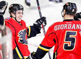 NHL Hockey Betting:  Calgary Flames at Dallas Stars&h=235&w=320&zc=1