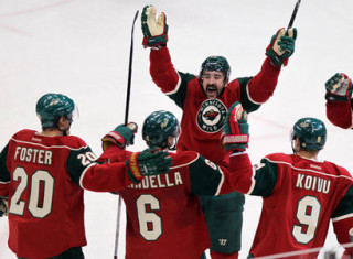 NHL Hockey Betting:  Montreal Canadiens at Minnesota Wild&h=235&w=320&zc=1