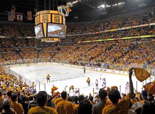 NHL Hockey Betting:  Vancouver Canucks at Nashville Predators&h=235&w=320&zc=1