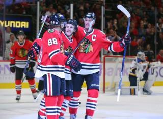 NHL Hockey Betting:  St. Louis Blues at Chicago Blackhawks&h=235&w=320&zc=1