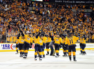 NHL Hockey Betting:  Nashville Predators at San Jose Sharks&h=235&w=320&zc=1