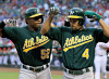 MLB Baseball Betting:  Baltimore Orioles at Oakland A's&h=73&w=100&zc=1